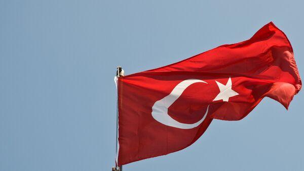 Zastava Turske - Sputnik Srbija