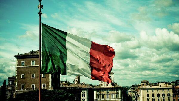 Застава Италије - Sputnik Србија
