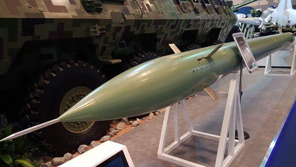 Raketa Šumadija - Sputnik Srbija