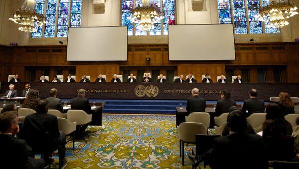 Međunarodni sud pravde - Sputnik Srbija