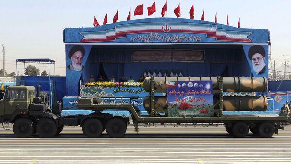 Руски систем С-300 у Ирану - Sputnik Србија