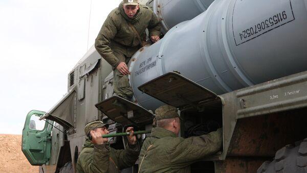 Војне вежбе ПВО - Sputnik Србија