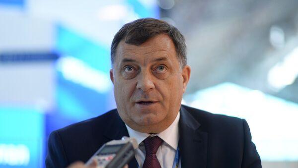 Predsednik Republike Srpske Milorad Dodik - Sputnik Srbija