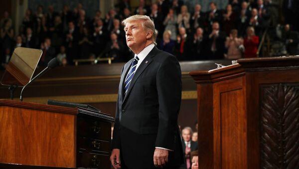 Donald Tramp u Kongresu SAD kongres SAD - Sputnik Srbija