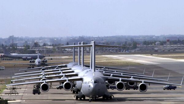 Američki avioni u vojnoj bazi u Indžirliku, Turska - Sputnik Srbija