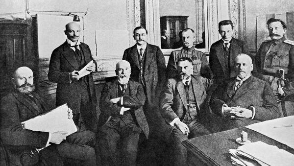 Privremeni komitet Državne dume 1917. godine - Sputnik Srbija
