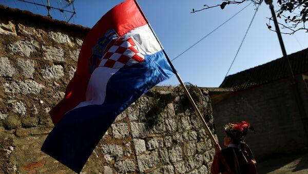 Застава Хрватске - Sputnik Србија