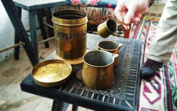 Сет за кафу из турског доба - Sputnik Србија