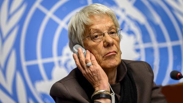 Karla Del Ponte - Sputnik Srbija