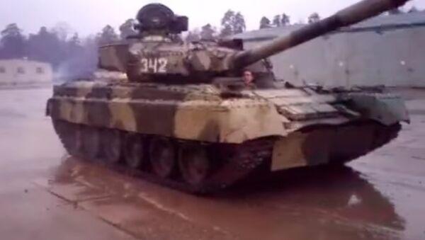 Тенк Т-80 УД - Sputnik Србија