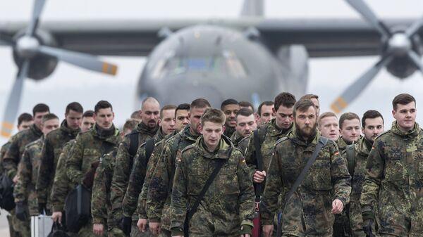 NATO trupe - Sputnik Srbija