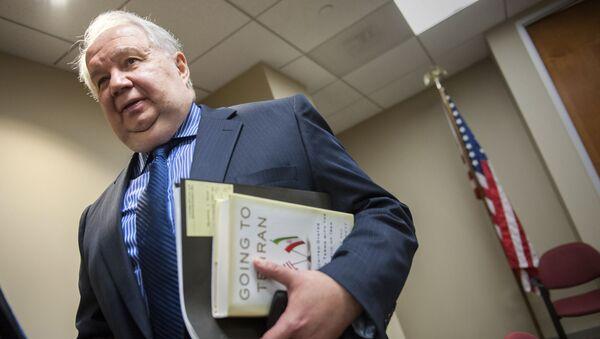 Руски амбасадор у САД Сергеј Кисљак - Sputnik Србија