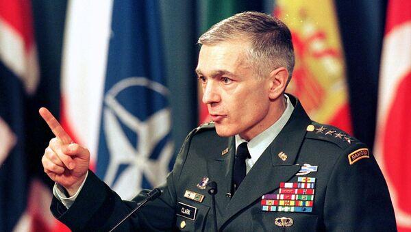 General Vesli Klark - Sputnik Srbija