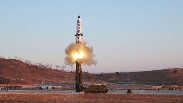 Ракета, Северна Кореја - Sputnik Србија