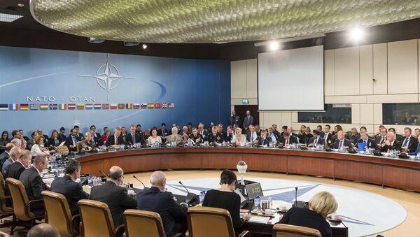 Састанак министара иностраних послова НАТО држава - Sputnik Србија