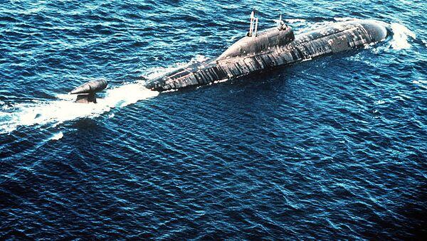 Нуклеарна подморница Ајкула - Sputnik Србија