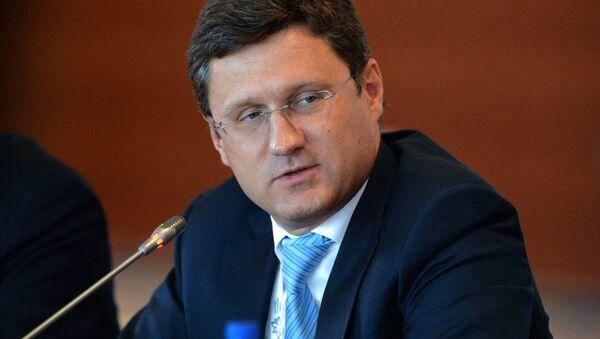 Министар енергетике Русије Александар Новак - Sputnik Србија