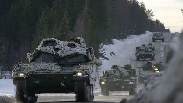 Војне вежбе НАТО-а у Норвешкој - Sputnik Србија