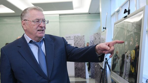 Vladimir Žirinovski - Sputnik Srbija
