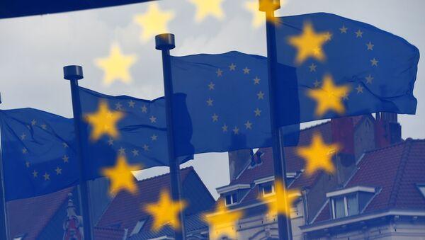 Зграда ЕУ у Бриселу - Sputnik Србија
