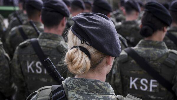Bezbednosne snage samoproglašene republike Kosovo - Sputnik Srbija