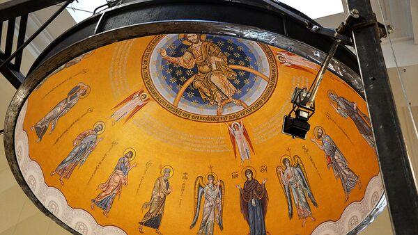 Макета куполе Храма Св. Саве - Sputnik Србија