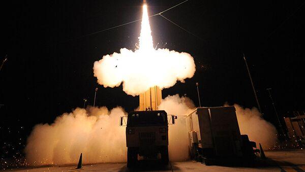 Protivraketni sistem THAAD - Sputnik Srbija