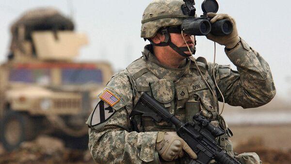 Амерички војник - Sputnik Србија