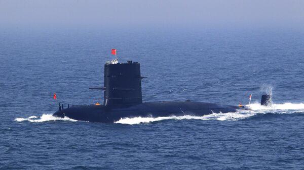 Кинеска подморница - Sputnik Србија