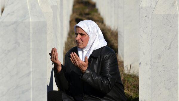 Фатиџа Мехмедовић председница удржења Мајке Сребренице - Sputnik Србија