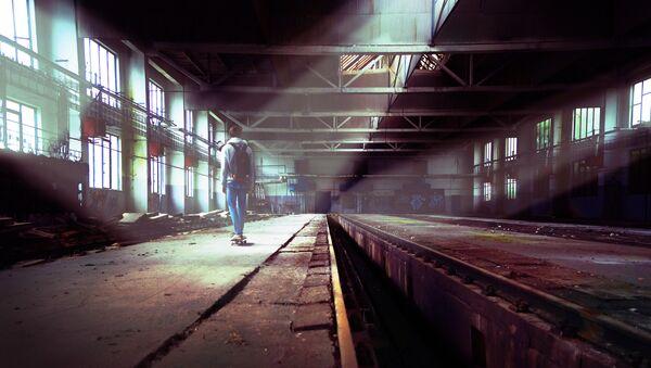 Napuštena fabrika - Sputnik Srbija