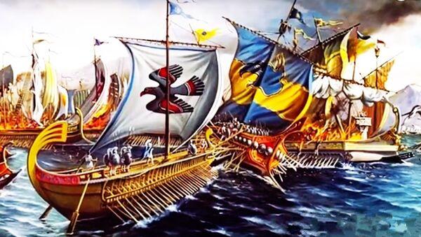 Bitka kod Salamisa - Sputnik Srbija