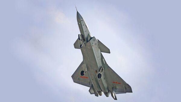 Ченду J-20 - Sputnik Србија