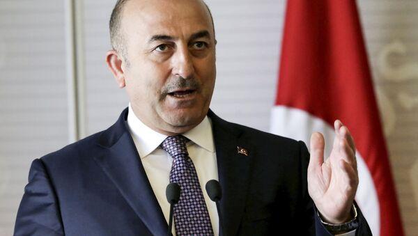 Министар иностраних послова Турске Мевлут Чавушоглу - Sputnik Србија