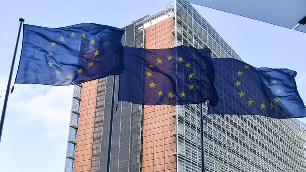 Зграда Савета ЕУ у Бриселу - Sputnik Србија