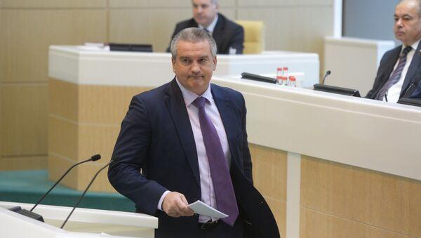 Sergej Aksjonov - Sputnik Srbija
