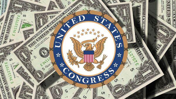 Logo Američkog kongresa - Sputnik Srbija
