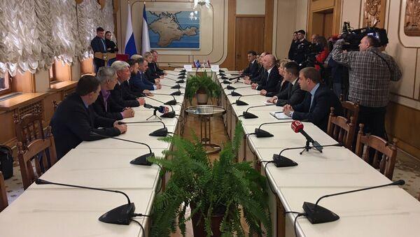 SNP na Krimu - Sputnik Srbija