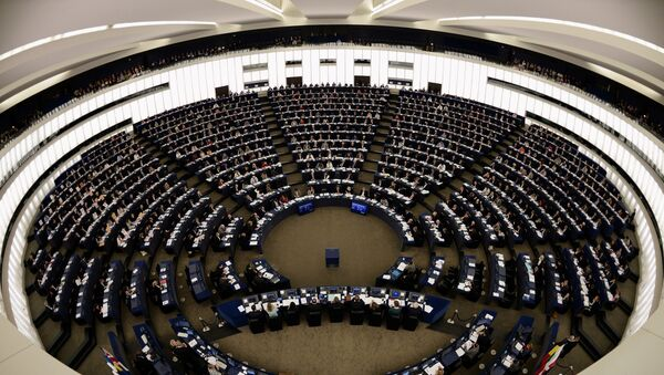 Европски парламент у Стразбуру - Sputnik Србија