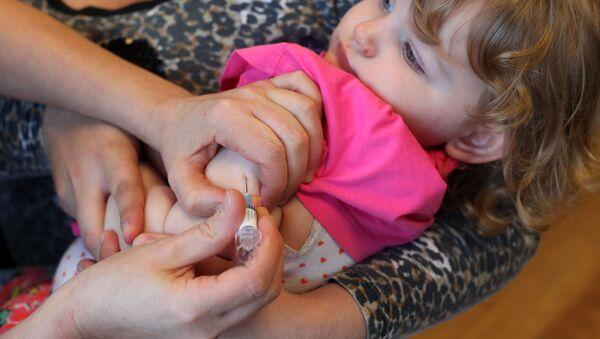 Vakcinaciaja protiv boginja - Sputnik Srbija