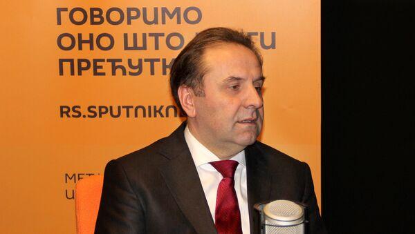Министар трговине, туризма и телекомуникација Расим Љајић - Sputnik Србија