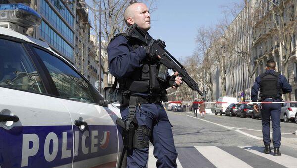 Policija Francuske - Sputnik Srbija