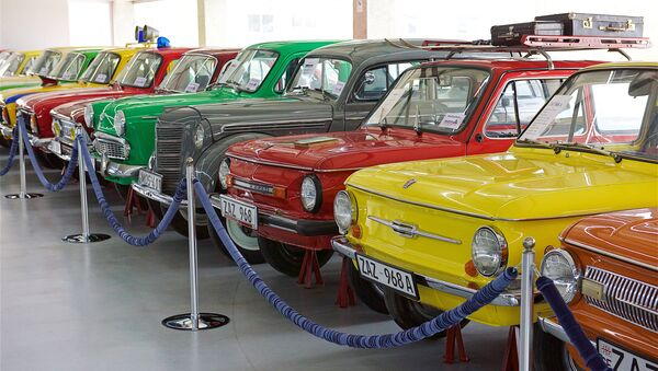 Музеј аутомобила у Тбилисију - Sputnik Србија