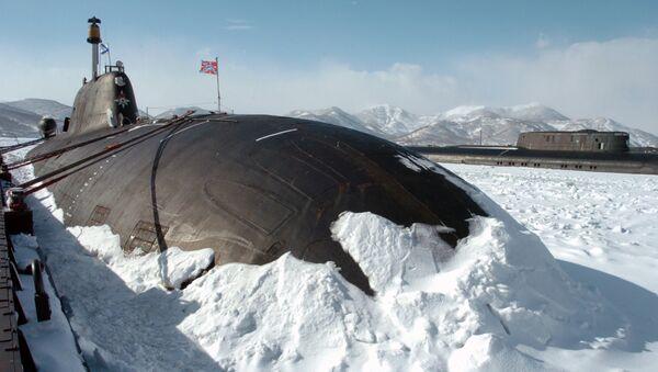 Нуклеарна руска подморница - Sputnik Србија