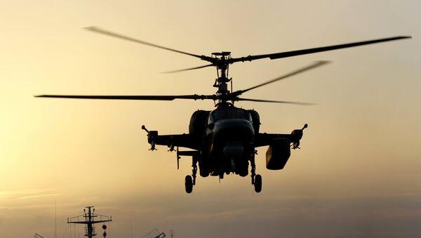 Helikopter Ka-52K - Sputnik Srbija