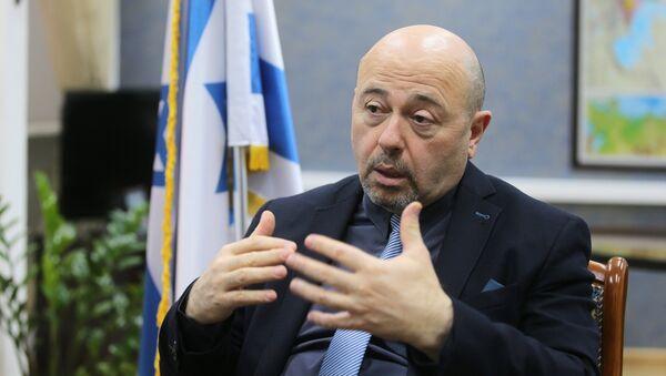 Амбасадор Израела Гари Корен - Sputnik Србија