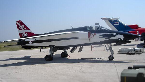 Vojni avion J-22 Orao - Sputnik Srbija