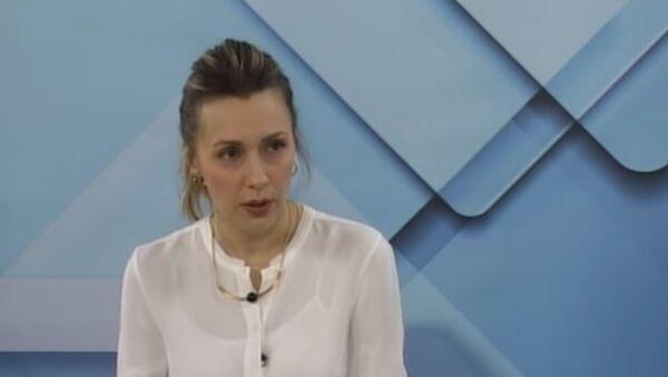 Наташа Јеремић - Sputnik Србија