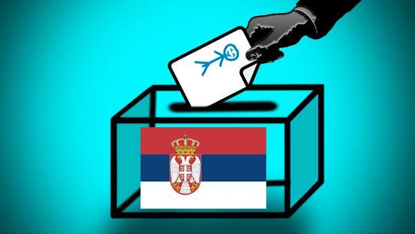 Čiča Gliša ilustracija - Sputnik Srbija