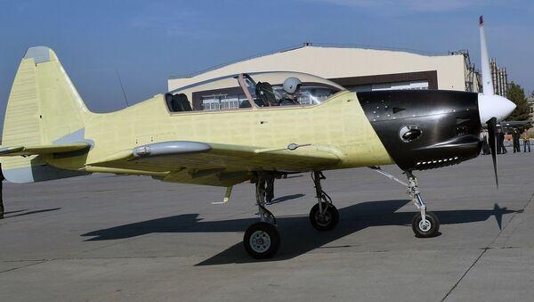 Војни авион за обуку пилота Јак-152 - Sputnik Србија